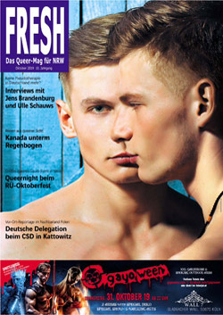 Fresh Magazin Oktober 2019 Download PDF